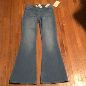 Altard State pull on bell bottom jeans